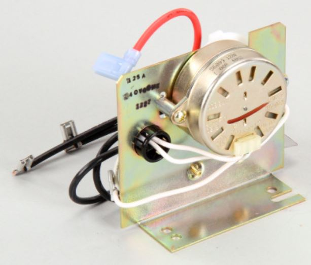 World Dryer Switch Timer Subassembly 230V 30S 60Hz 225A
