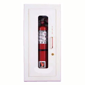 Strike First 506-EL Elite Series Fire Extinguisher Cabinet