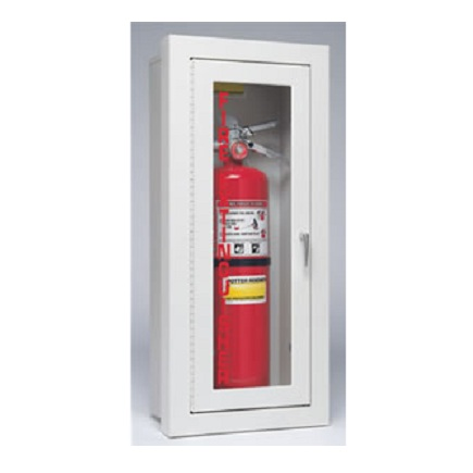 Potter Roemer Fire Extinguisher Cabinet 7012