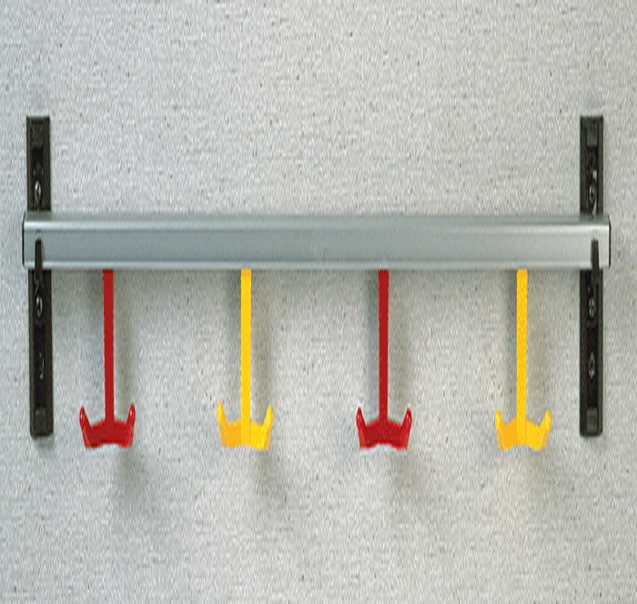 Emco W-4ft. Coat Rack