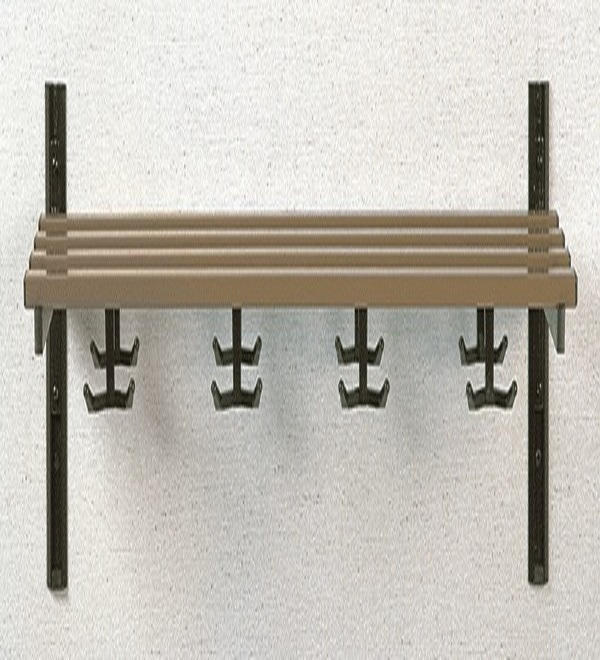 Emco H1-17ft. Coat Rack