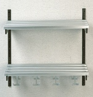 Emco H2-5ft. Coat Rack