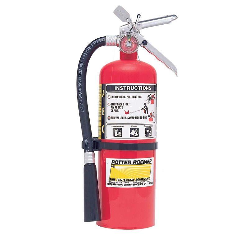 Potter Roemer Fire Extinguisher 3005-3
