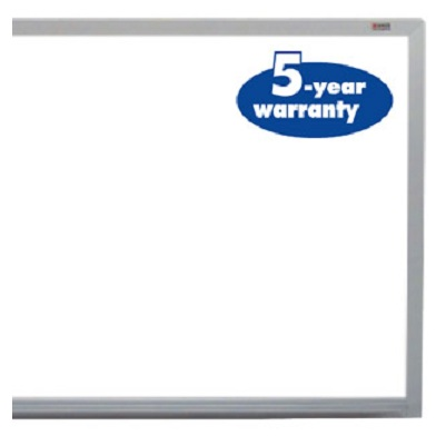 Markerboard 2 ft 9 1/2 in x 3 9 ft 1/2 in