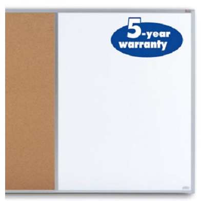 Cork/Markerboard CA/CW-M 2 ft. 9 1/2 in. x 3 ft. 9 1/2 in.