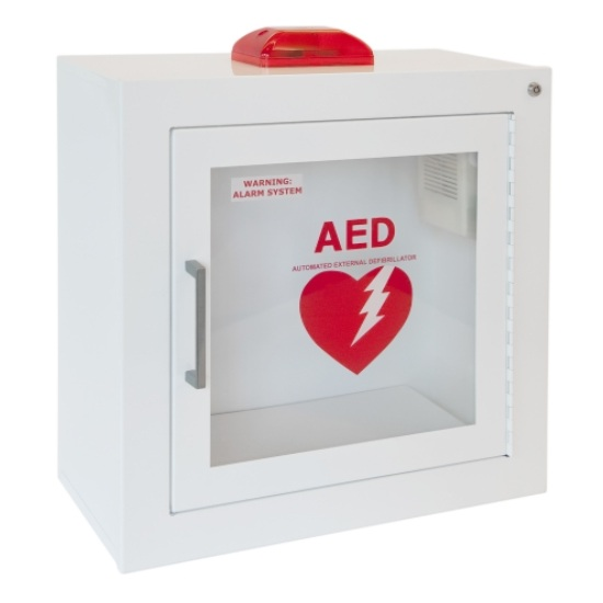 JL Industries 1413 AED Cabinet