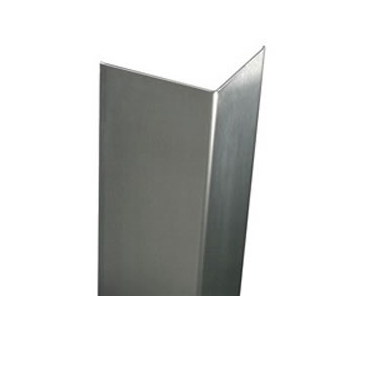 Stainless Steel 2.5 Inch X 96 Inches, 90 Degree Angle Bracket