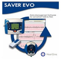 HeartSine PAD-ACC-01 Saver Evo Software CD and USB Cable