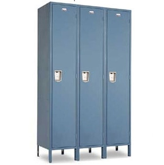 1112154-3 Three Tier 12x15x42 Locker