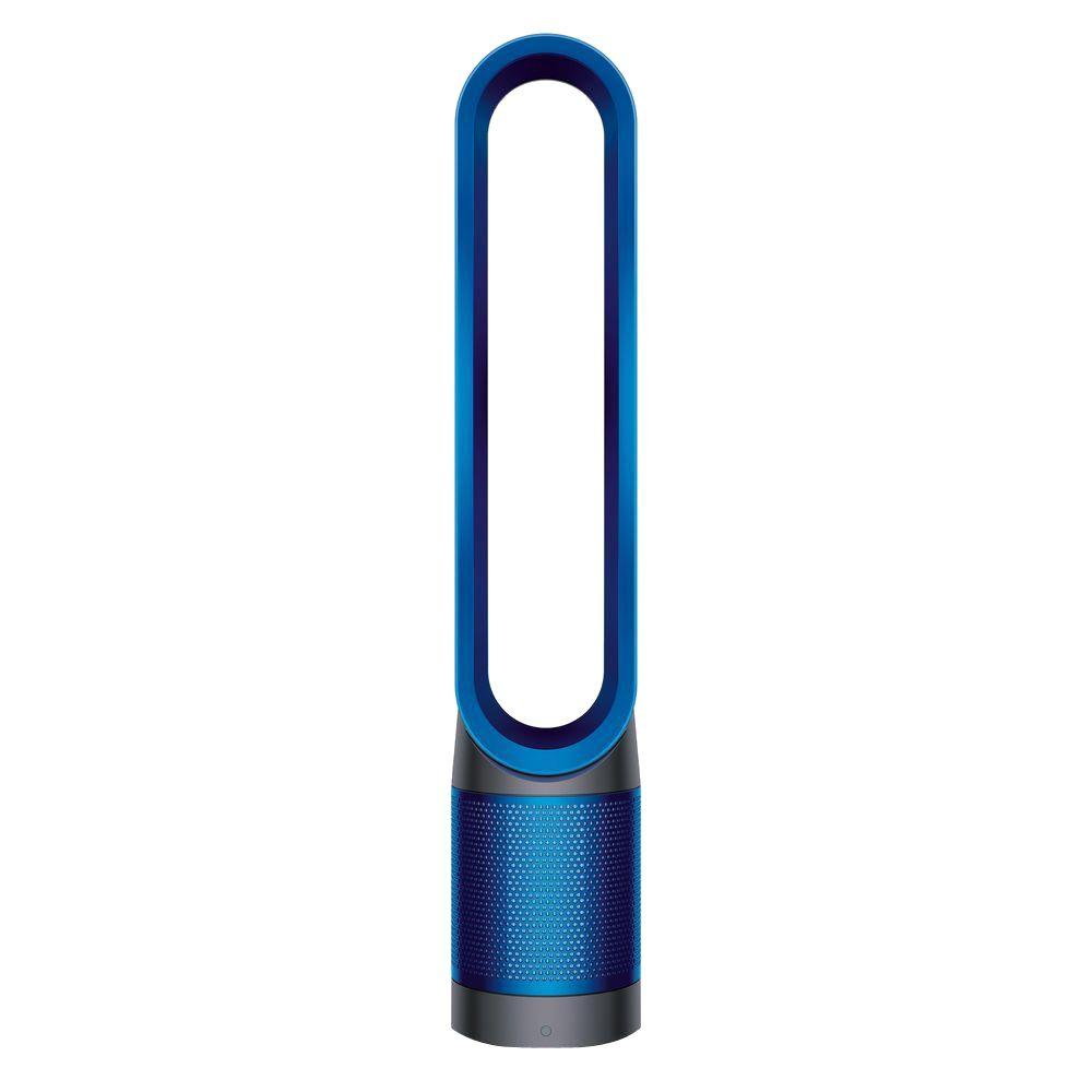 Air Purifier Dyson Pure Cool Link™tower purifier fan in blue/iron with HEPA Filter