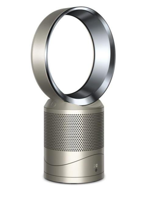 Air Purifier Dyson Pure Cool Link™ desk purifier fan in scandium with HEPA Filter