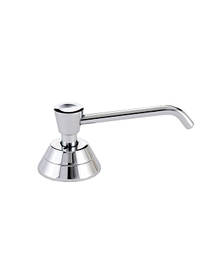 Gamco Basin-Mounted Soap Dispenser, Liquid Valve - G-29L