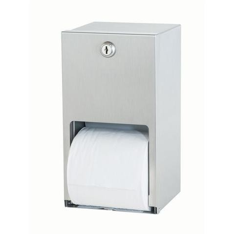 Bradley 5402 Double Roll Tissue Dispenser