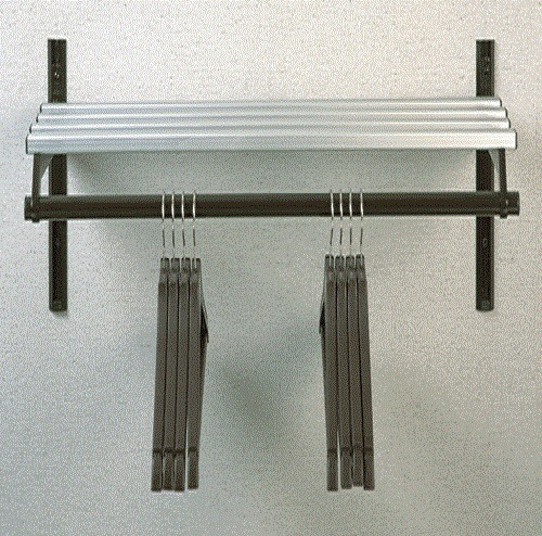 Emco R1-15ft. Coat Rack