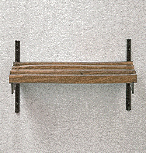 Emco U-16ft. Coat Rack
