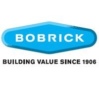 Bobrick 1000357 Brkt-w/H Urinal Screen 1 inch