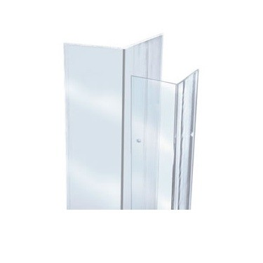 Clear Corner Guard TG-8112 8' x 1 1/2