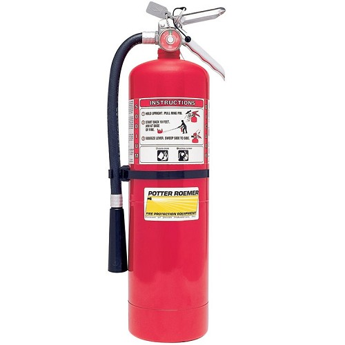 Potter Roemer Fire Extinguisher 3310