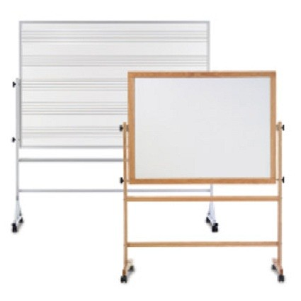 Markerboard Reversible RA-W/H 3 ft x 4 ft