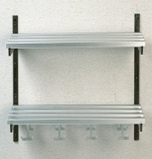 Emco H2-3ft. Coat Rack