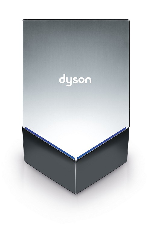 Dyson Airblade HU02, V Series Hand Dryer - Nickel